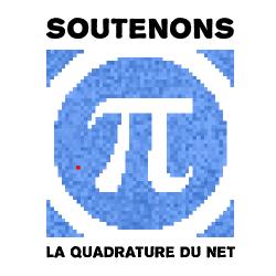 Soutenons La Quadrature du Net !